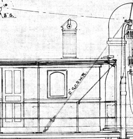 Type 912 degaussing/deperming ship