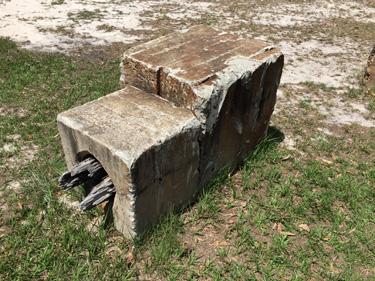 Skirmish Battery - Bribie Island - WW2